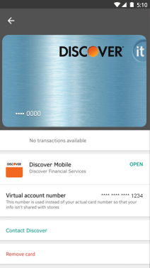 how to use tap and pay credit card