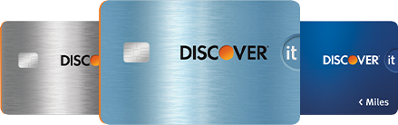 Discover it Cards