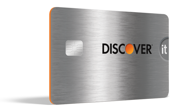 discover it student card