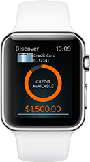 Discover App on Apple Watch