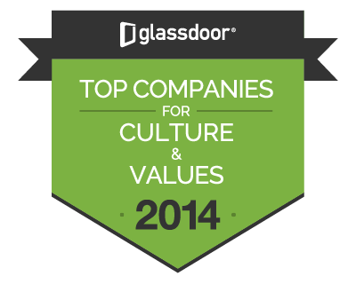 Glassdoor Culture and Values