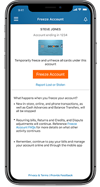 Mobile Hub  Discover