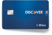 Discover It Travel Card