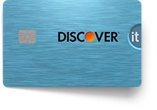 Discover it credit card for students