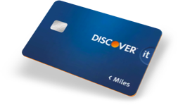 Travel Credit Card  Discover it Miles  Discover Card