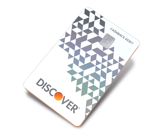 Checking Account | Discover Cashback Debit
