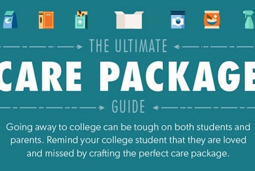 College Care Package Ideas For College Students - Tips