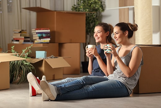 5 Tips for Living With a Roommate After College
