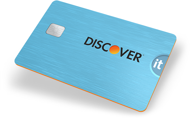 Discover IT Cash Back Credit Card