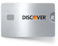 Discover Chrome Credit Card