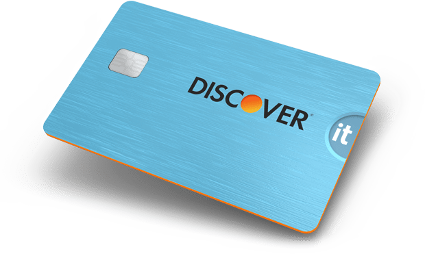 Discover it® Cash Back Credit Card with No Annual Fee Discover