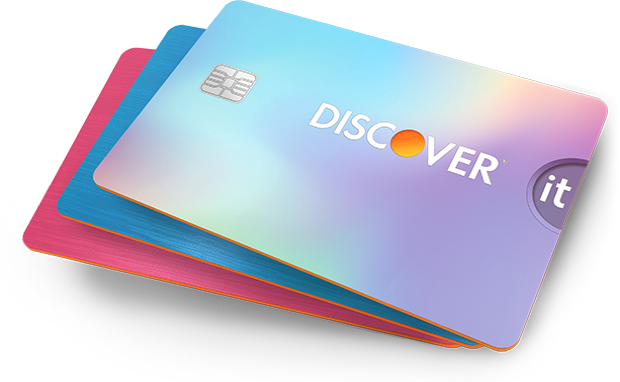 DISCOVER IT® STUDENT CASH BACK CREDIT CARD