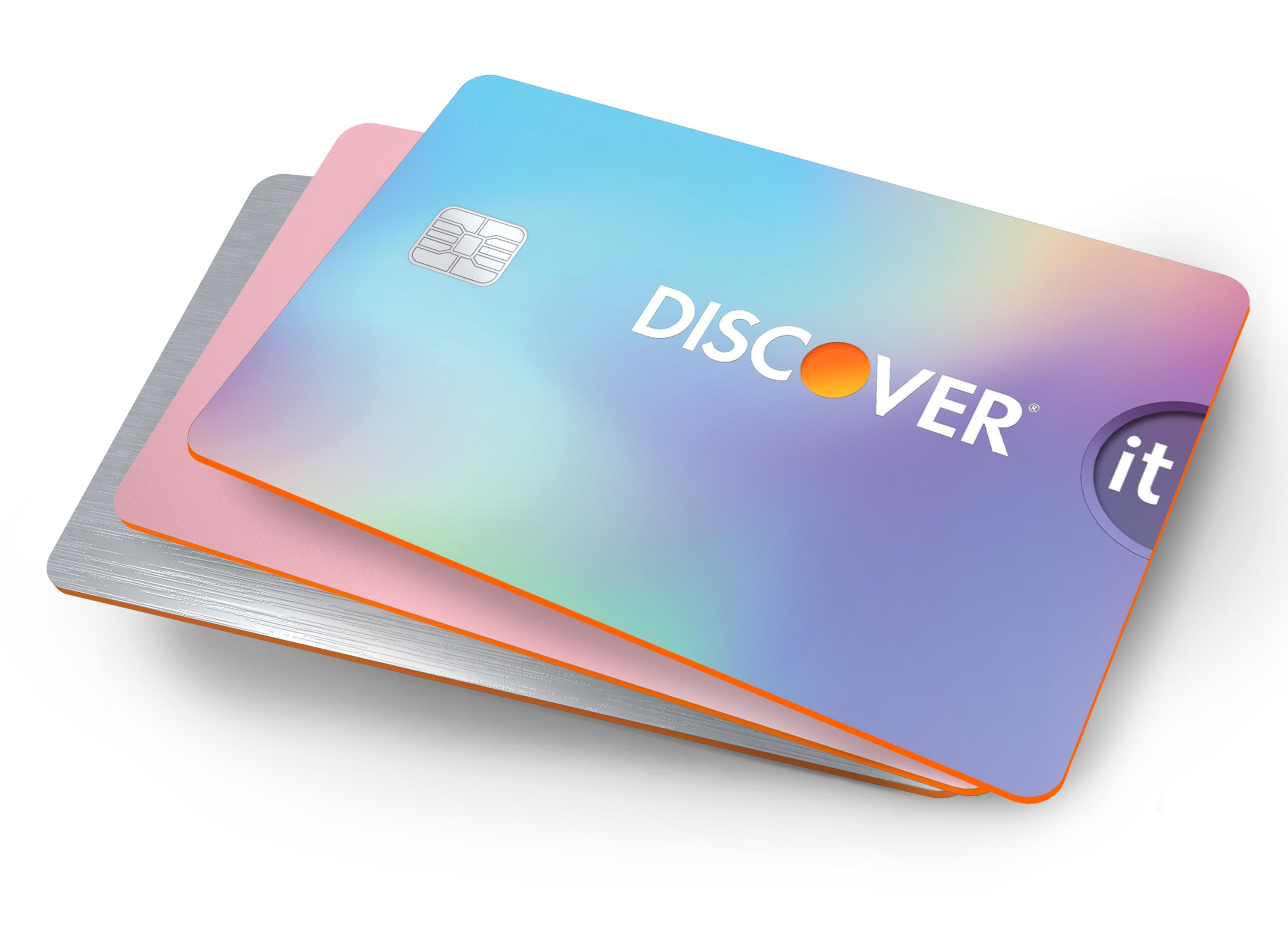 DISCOVER IT® CHROME CREDIT CARD FOR STUDENTS