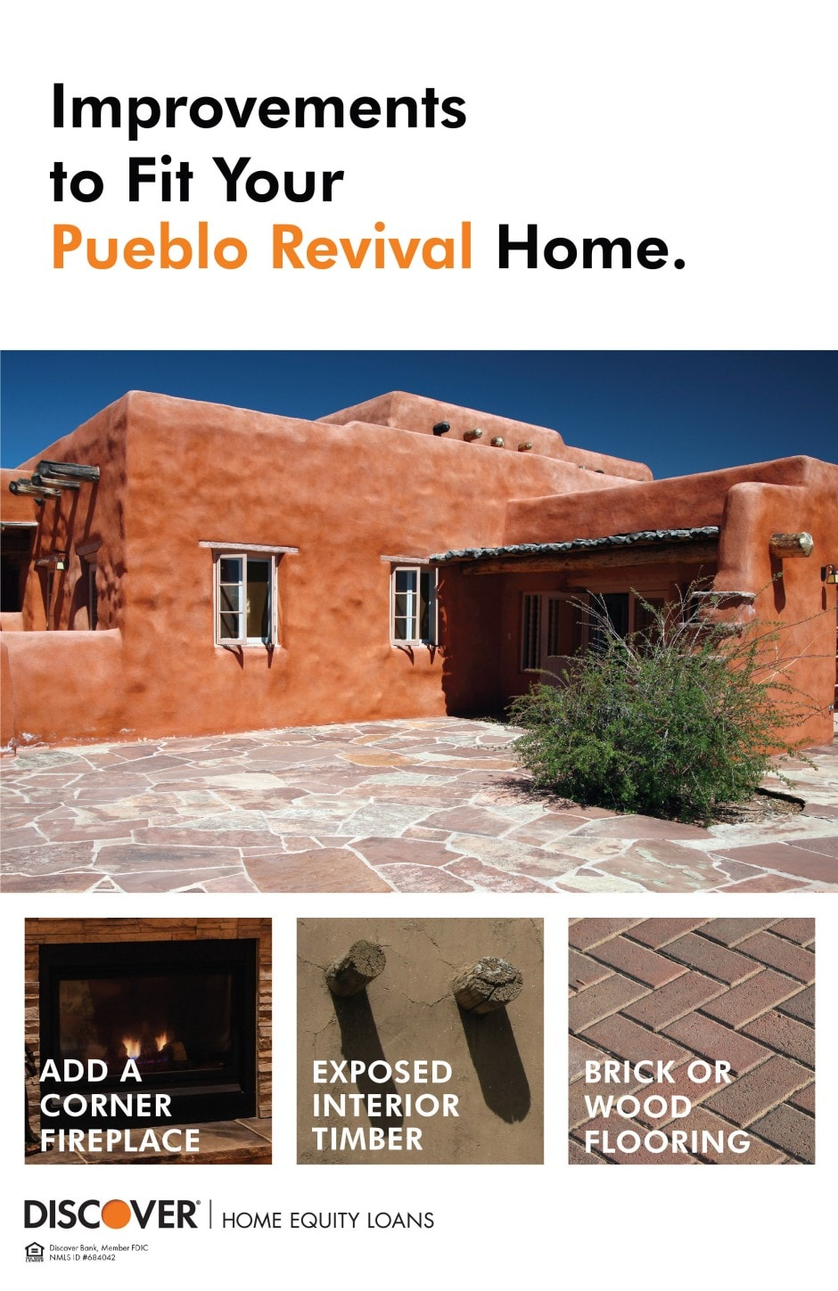 Renovation ideas for a pueblo style home