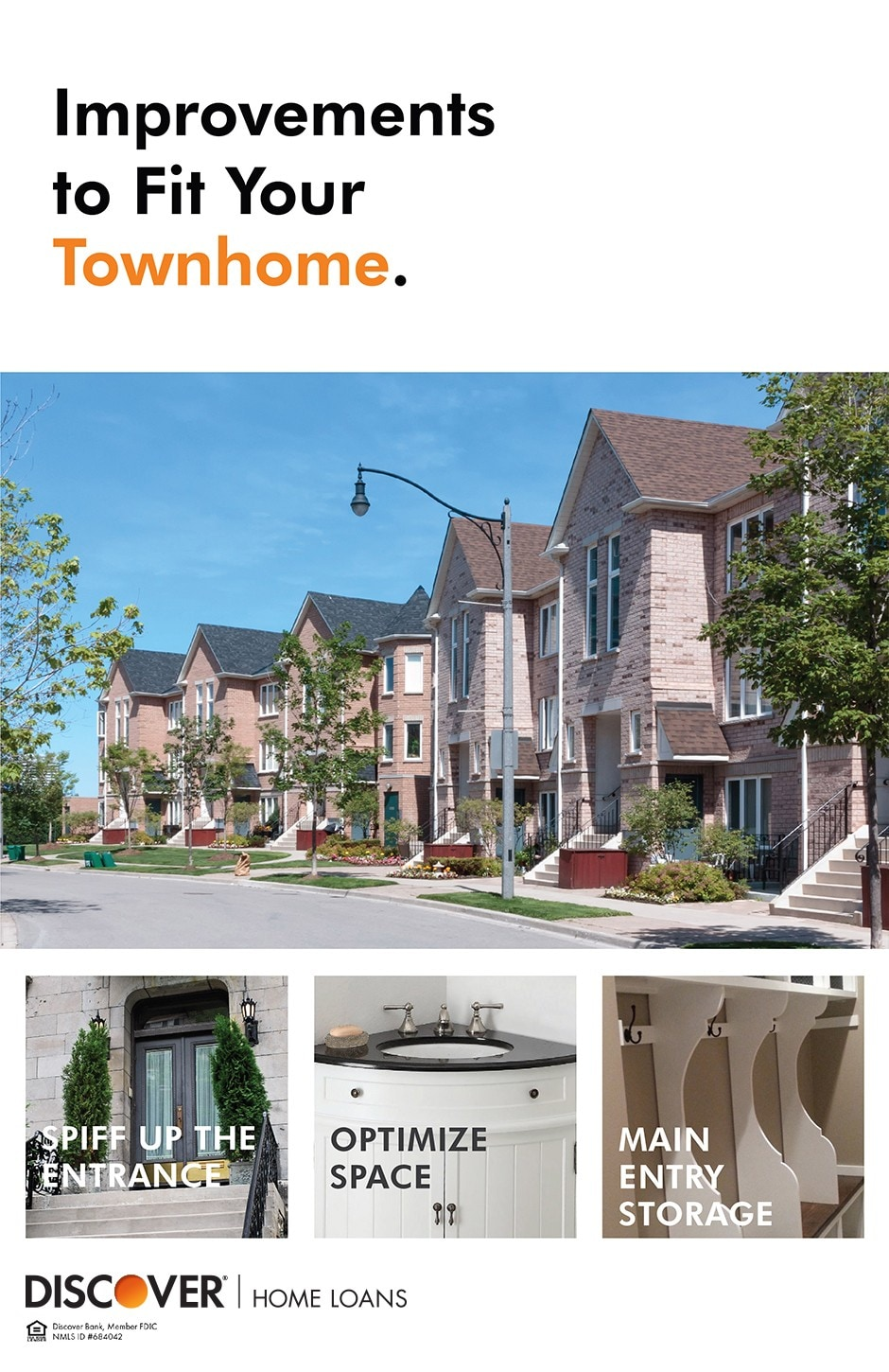Improvements to Fit Your Townhome