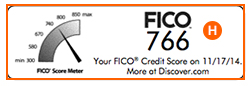 Fico Credit Card - Credit Card Statement