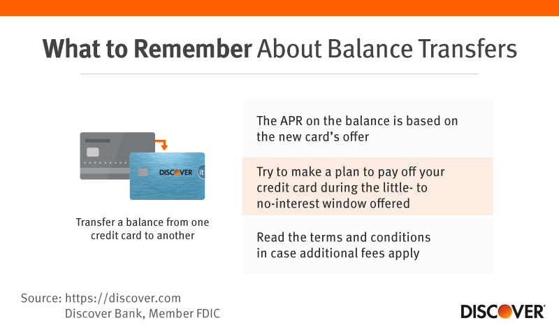 What to remember about balance transfers