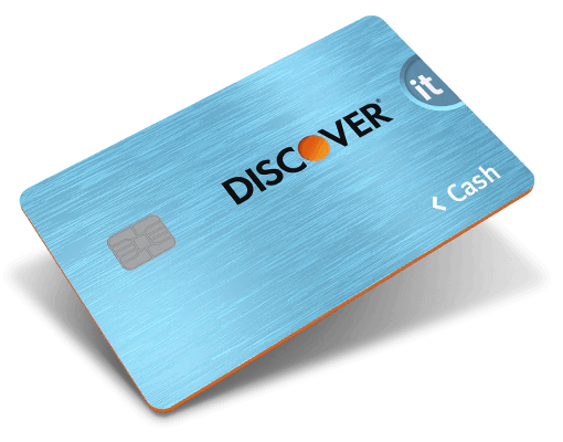 Applying for a credit card online Discover