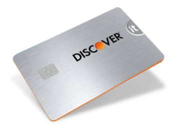 Discover it® Student Chrome Card