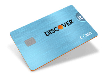 Discover it® Cashback Card