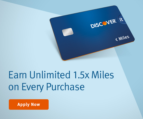 Earn Unlimited 1.5x Miles on Every Purchase. Apply Now.