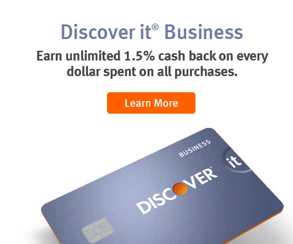 The Benefits of a Discover it Business Card