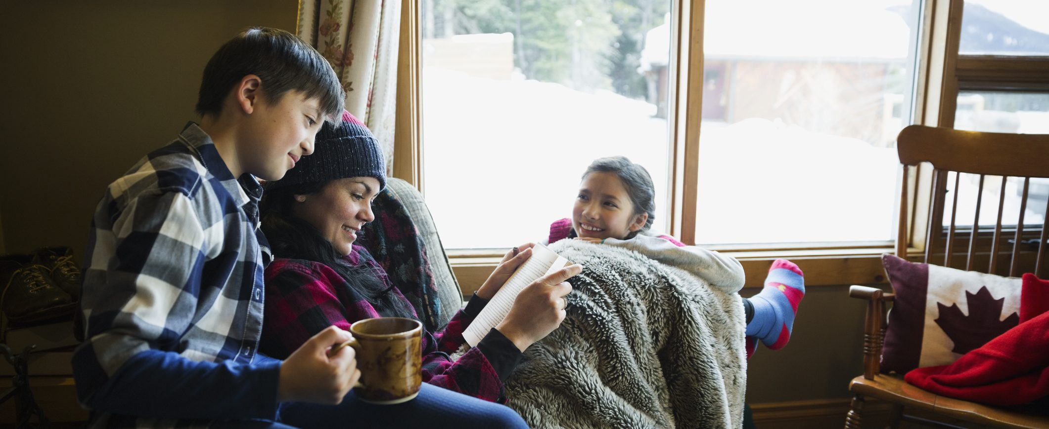 There are plenty of ways to save energy and winterize your home