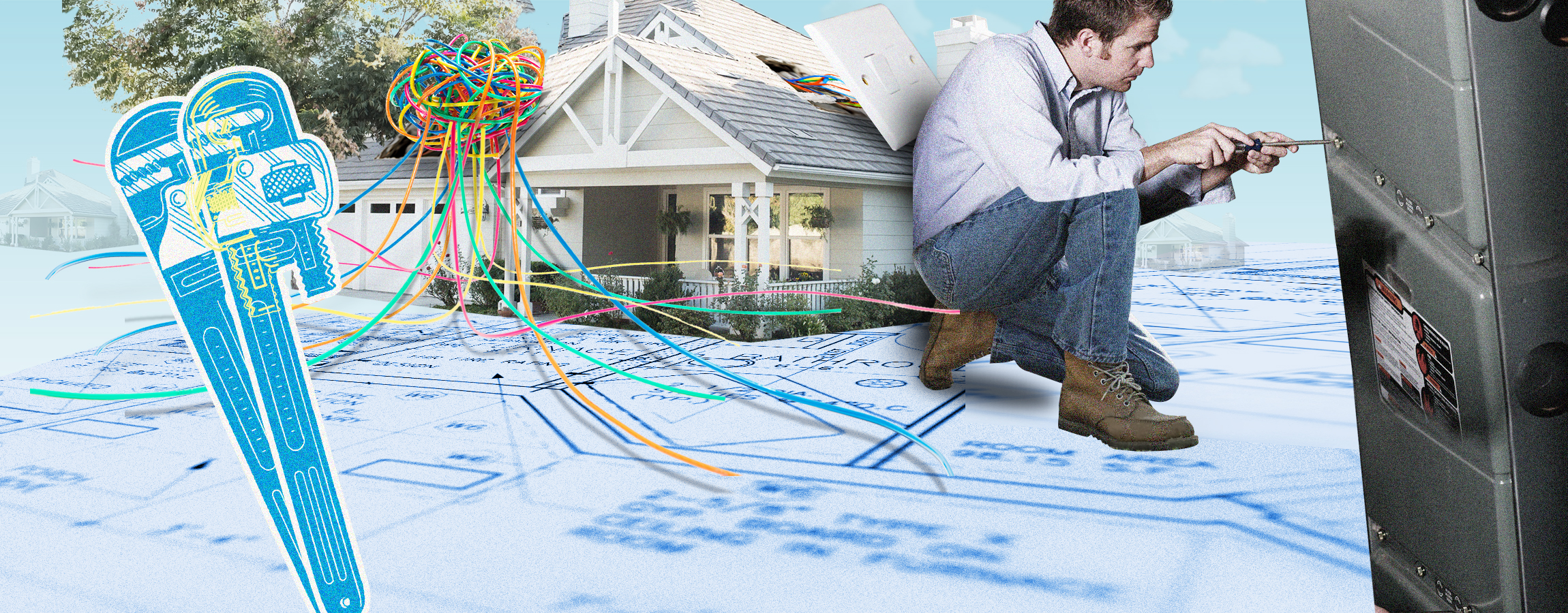 5 Home Repairs You Should Never Do Yourself Discover Residential Electrician In Toronto House Repair
