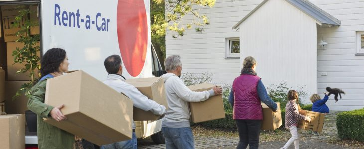 Enlisting your friends and family to help you move is one of many ways to save money on your move