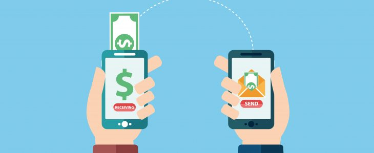 Mobile banking puts your account in the palm of your hand