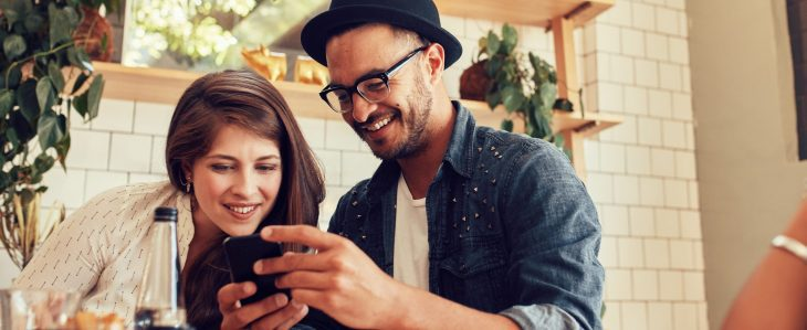 Mobile banking can be a safe, secure way to bank from anywhere