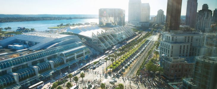 Food options in and around Comic-Con will be more expensive