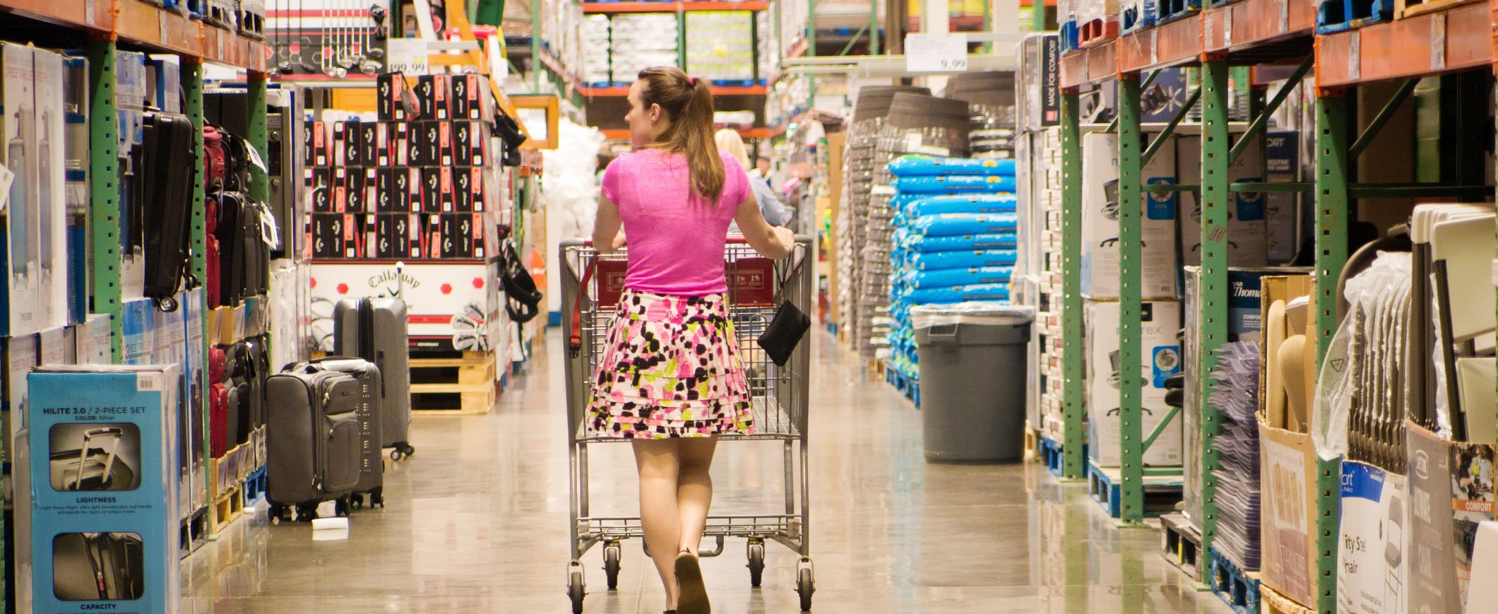 Shopping at warehouse clubs can help you boost your savings
