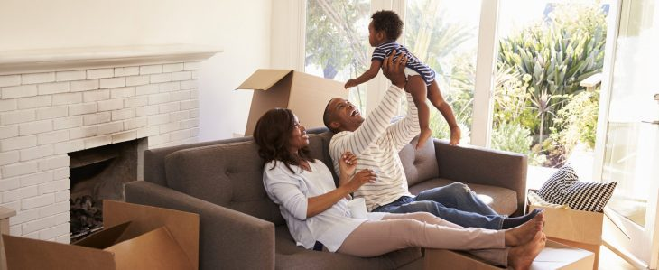 A financial plan can help you save money for your first home and make your dream a reality