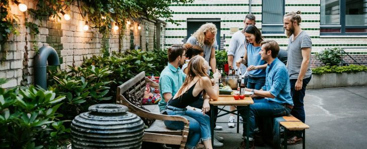 Spending time with friends doesn't have to mean spending a lot of money—keep that in mind when you're trying to figure out how to keep up with friends with money.
