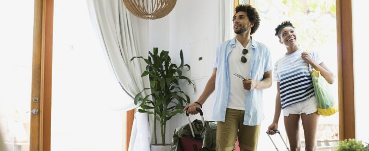 Joining a house-sitting network can also help you plan a luxury vacation on a budget by getting free accommodations and experiencing places as a local rather than as a tourist.
