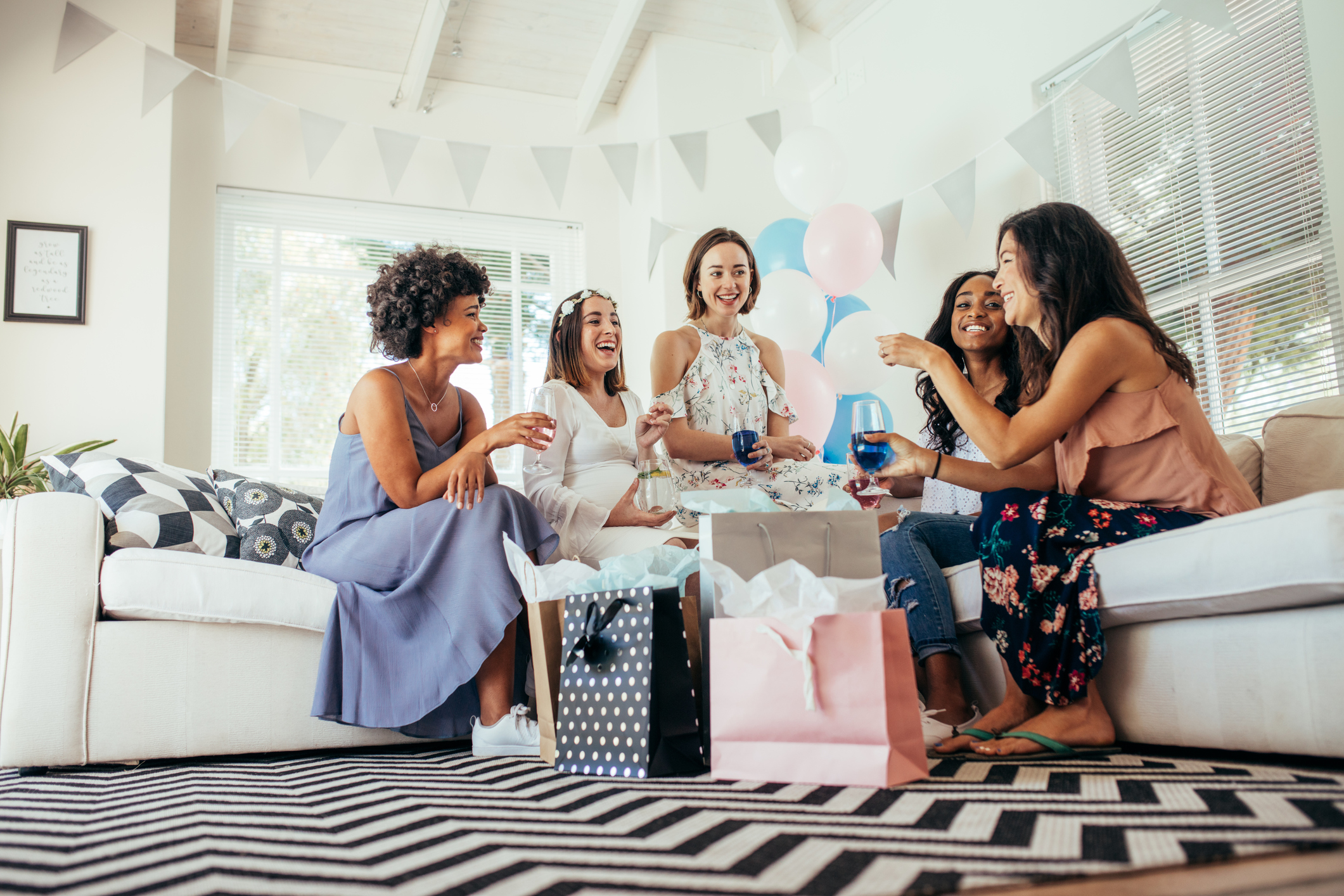 How To Throw A Baby Shower On A Budget Discover