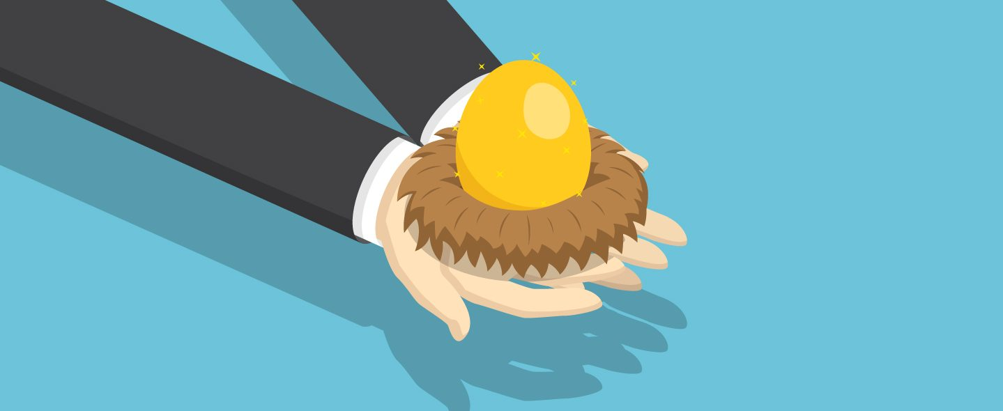 """Wondering, """"where should I keep my savings?"""" Consider an IRA to help build your nest egg"""